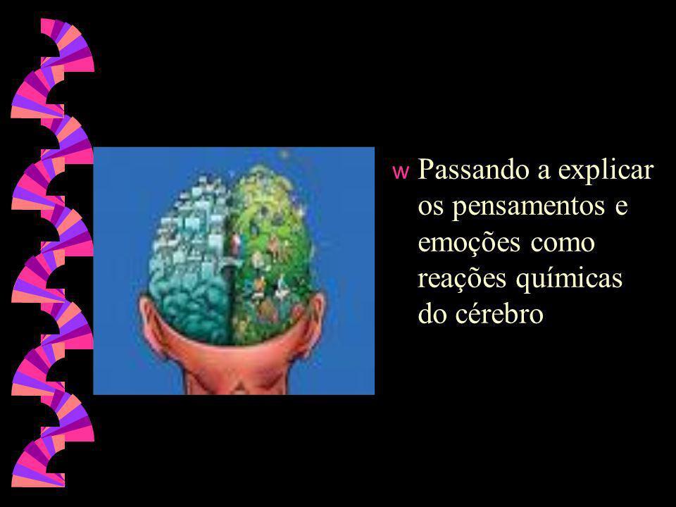 w O materialismo explica que a consciência dos homens é determinada pela realidade social!!!