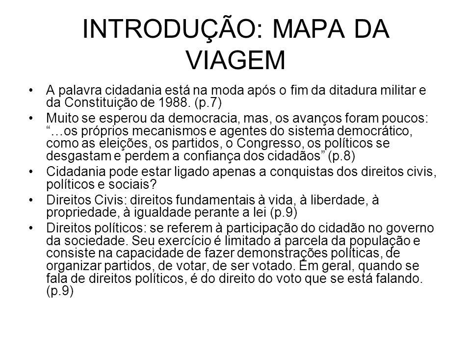 Novos partidos (cerca de 30 partidos) Distorção regional de representatividade (uma pessoa, um voto) – mínimo de 8 deputados e um teto de 70.