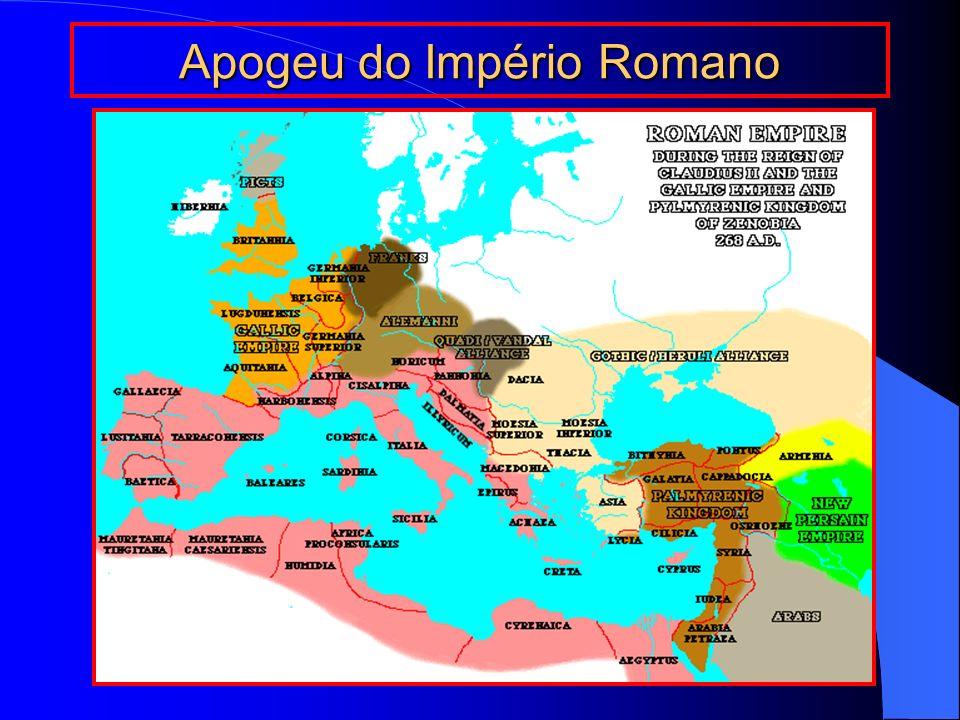 Apogeu do Império Romano