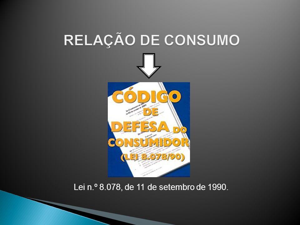Uma relação de consumo configura-se quando alguém adquire um produto ou serviço de outrem, que tenha tal prática como sua atividade principal.