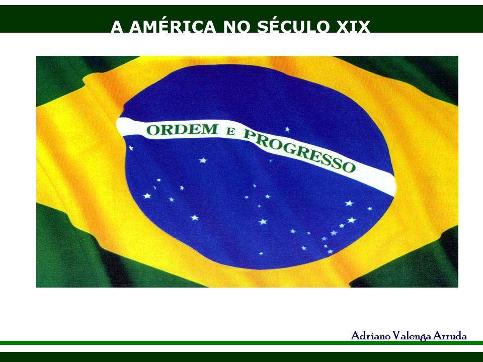 A AMÉRICA NO SÉCULO XIX Adriano Valenga Arruda