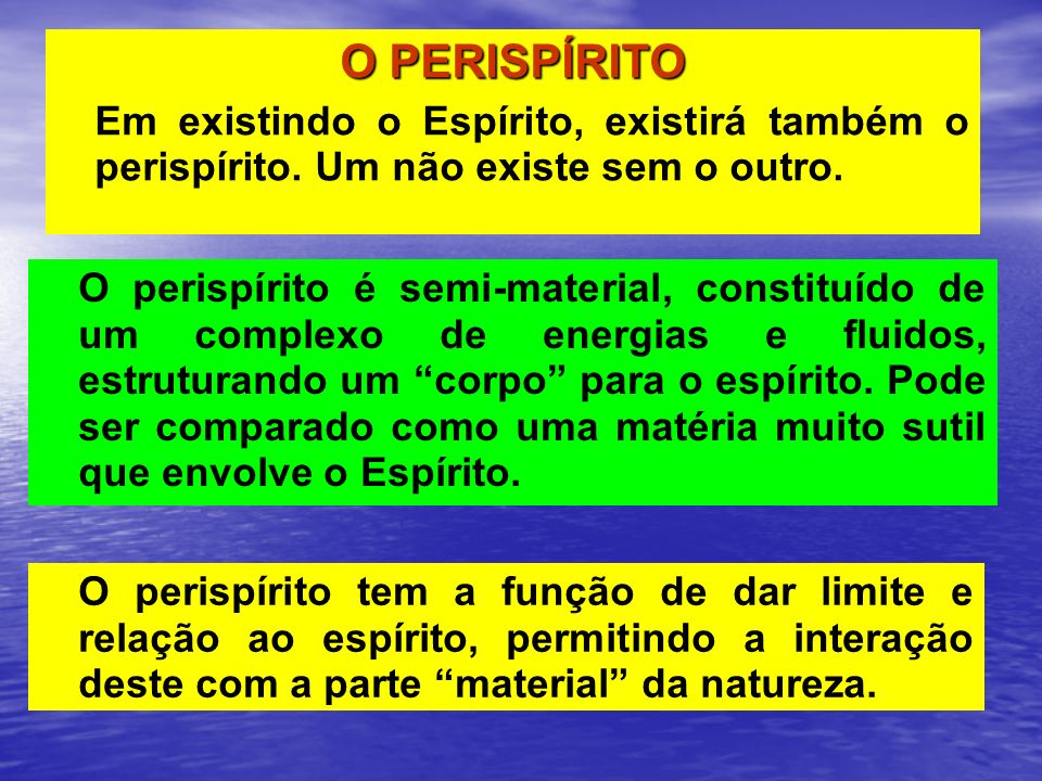 O COMPLEXO HUMANO ESPÍRITO PERISPÍRITO CORPOFÍSICO ENERGIA VITAL