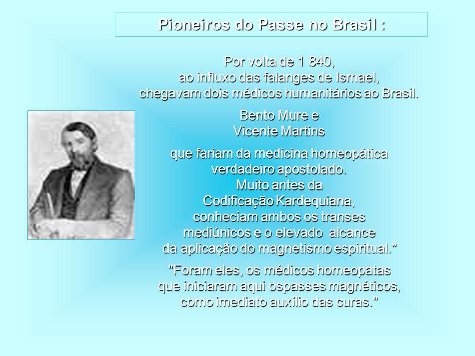 O PASSE...