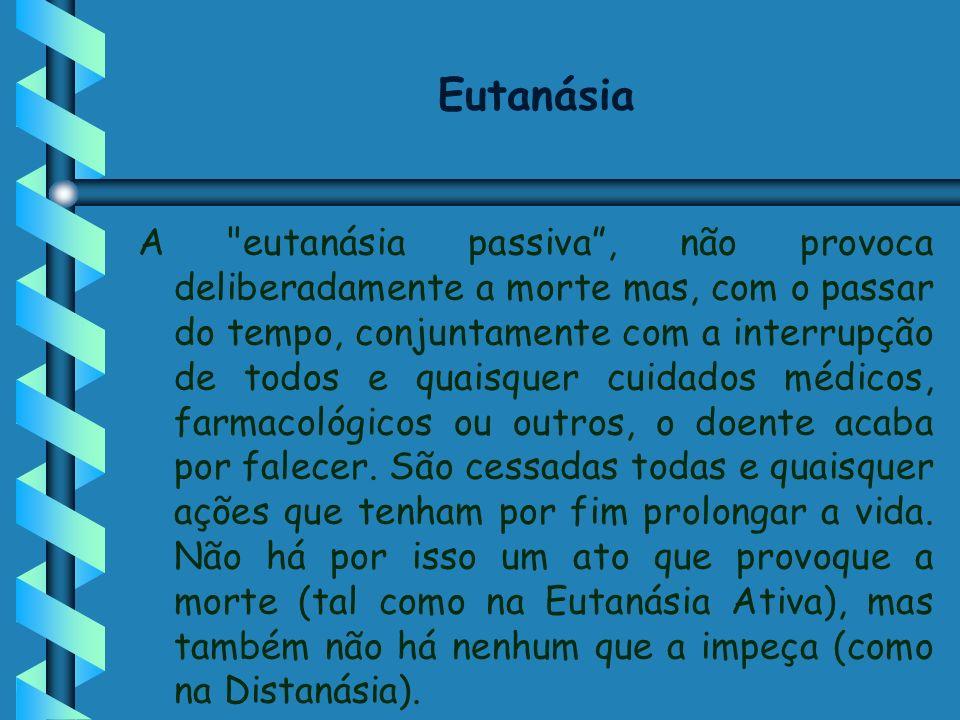 Eutanásia A