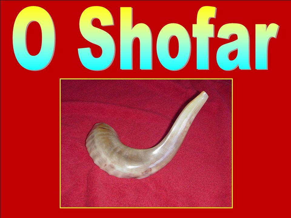 Nós sabemos que Cristo voltará ao toque da Sétima Trombeta (shofar).