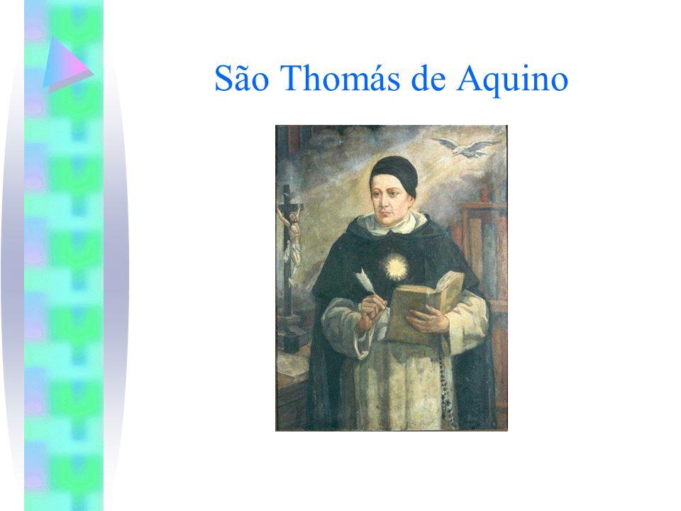 São Thomás de Aquino