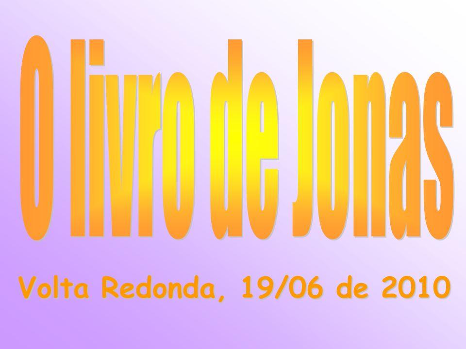 Volta Redonda, 19/06 de 2010