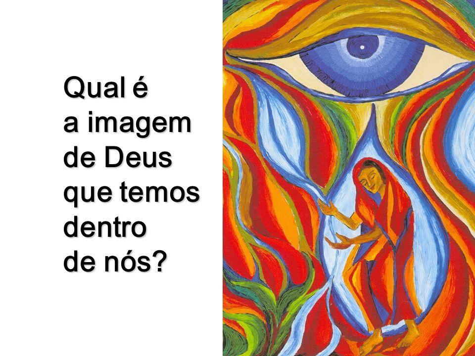 Qual é a imagem de Deus que temos dentro de nós?