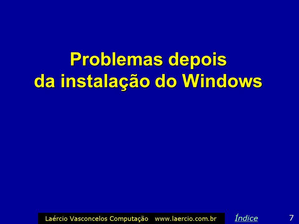 Ativando o modo DMA Esta configuração é necessária no Windows 98 e no Windows ME.