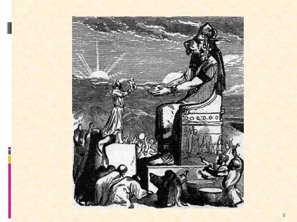 As crianças (bebês) eram contados nominalmente, segundo ordenança do Senhor a Moisés, demonstrando aí sua importância para Deus (Nm.