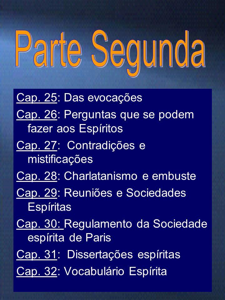 Marta/FEB19 Cap. 16: Médiuns especiais Cap. 17: Formação dos médiuns Cap. 18: Inconvenientes e perigos da mediunidade Cap. 19: Do papel dos médiuns Ca