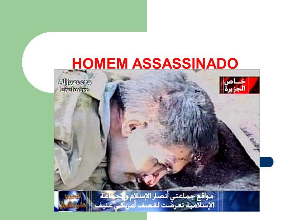 Criança assassinada no Iraque pelas forças da coalizão