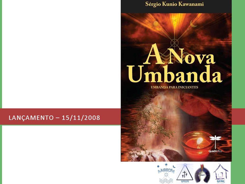 LANÇAMENTO – 15/11/2008