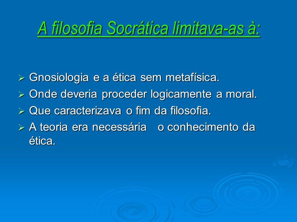 Gnosiologia e a ética sem metafísica. Gnosiologia e a ética sem metafísica. Onde deveria proceder logicamente a moral. Onde deveria proceder logicamen