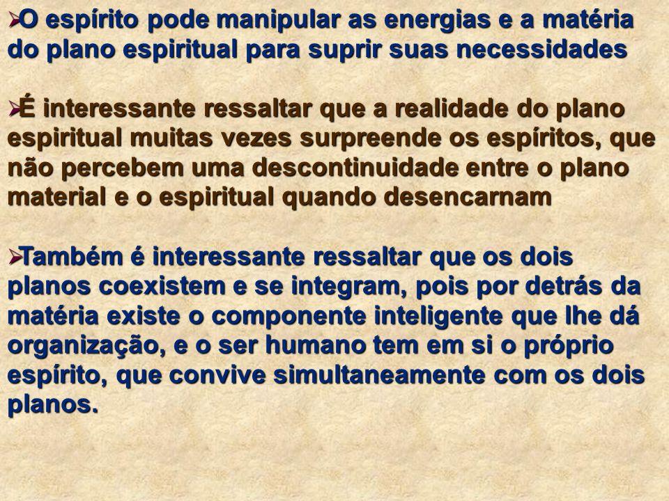 A mente, o pensamento se constitui no instrumen- to que amolda ou molda a constituição das coisas no plano espiritual Isso inclui o ambiente, a moradi