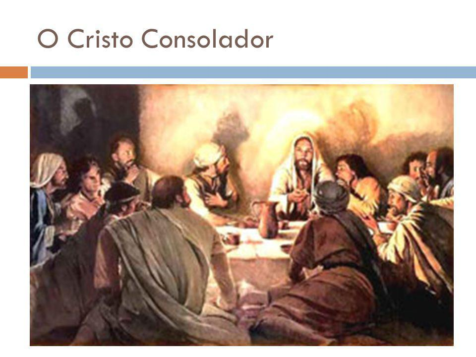 O Cristo Consolador - Julgo Sua palavra é dura. Quem pode escutá-la? João 6, 60