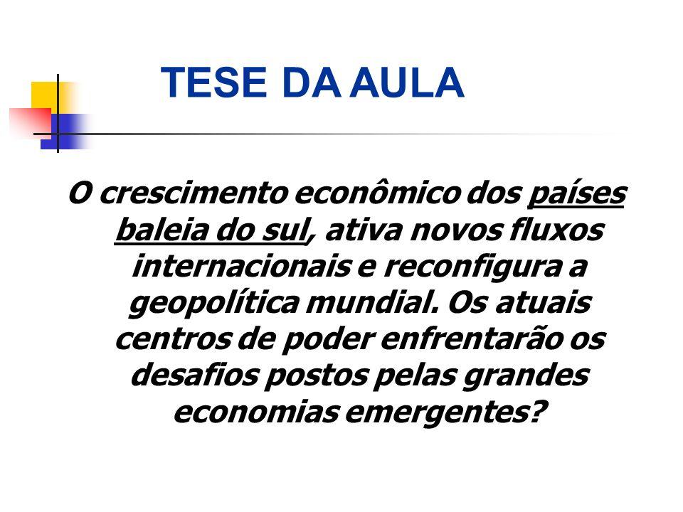 Problemas do Brasil O país apresenta desafios internos, como a enorme desigualdade social e a corrupção; Enorme carga tributária sem o retorno social esperado; Enorme burocracia estatal que emperra o desenvolvimento; Infra-estrutura com gargalos que dificultam um crescimento econômico maior O futuro energético incerto do mundo, que insiste numa matriz energética pautada nos combustíveis fósseis, poderá oportunizar ao Brasil a liderança de um modelo diferenciado de desenvolvimento;