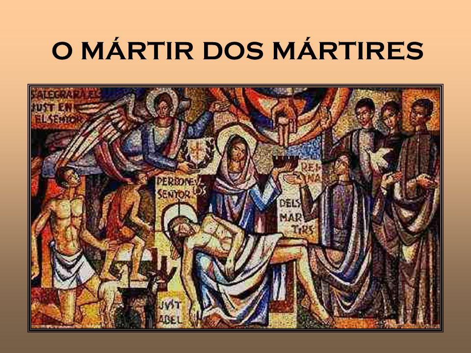 Caríssimos, Mártir é a pessoa que sofreu tormentos, torturas ou a morte, por sustentar a fé cristã. A Igreja recorda, na sua liturgia, os SS. Primeiro
