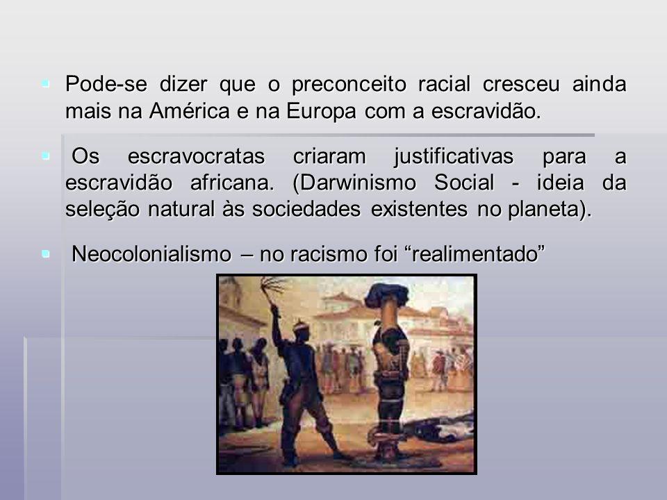 O Neocolonialismo O Neocolonialismo ou Imperialismo, surgiu com a necessidade de matérias-primas para as indústrias europeia.