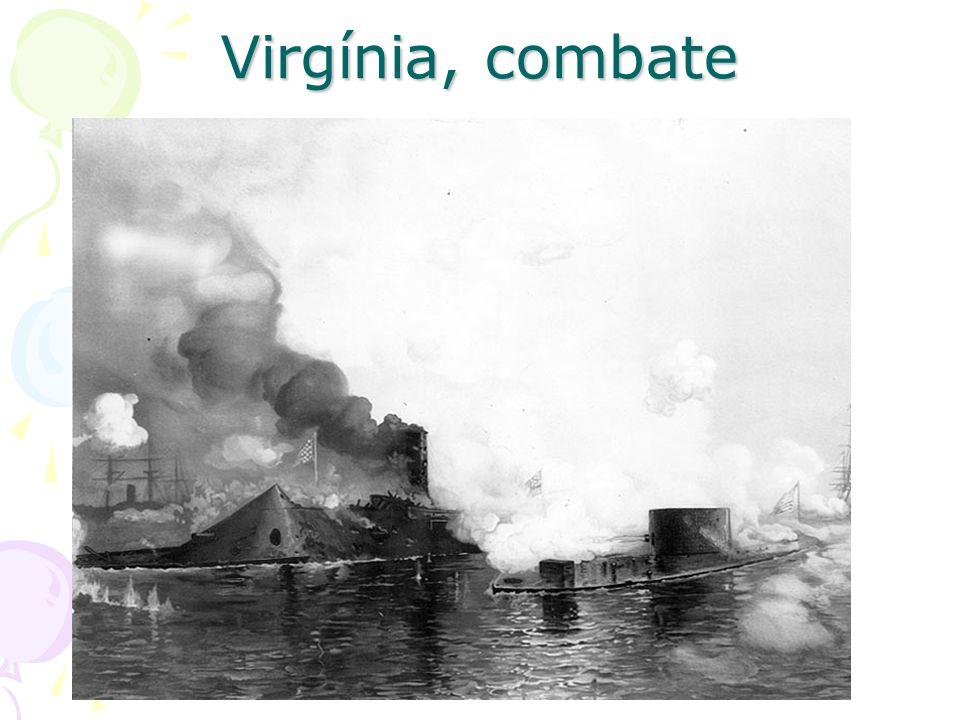 Virgínia, combate