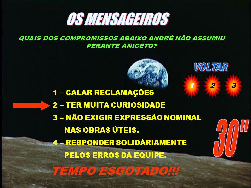 12 ANDRE LUIZ PERGUNTA A ANICETO NO CAP.46: COMO CORRESPONDER AOS PEDIDOS DOS ENCARNADOS.