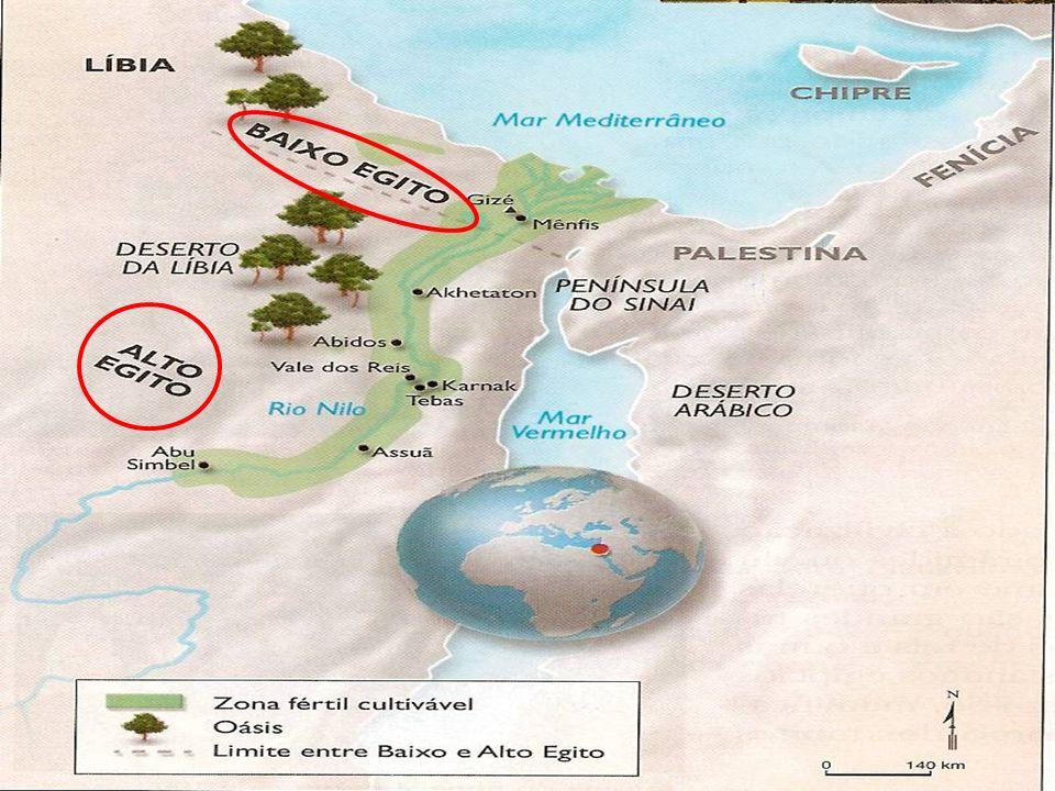 Em 662 a.C.os assírios invadiram o Egito. Psamético I expulsou os assírios e tornou- se faraó.