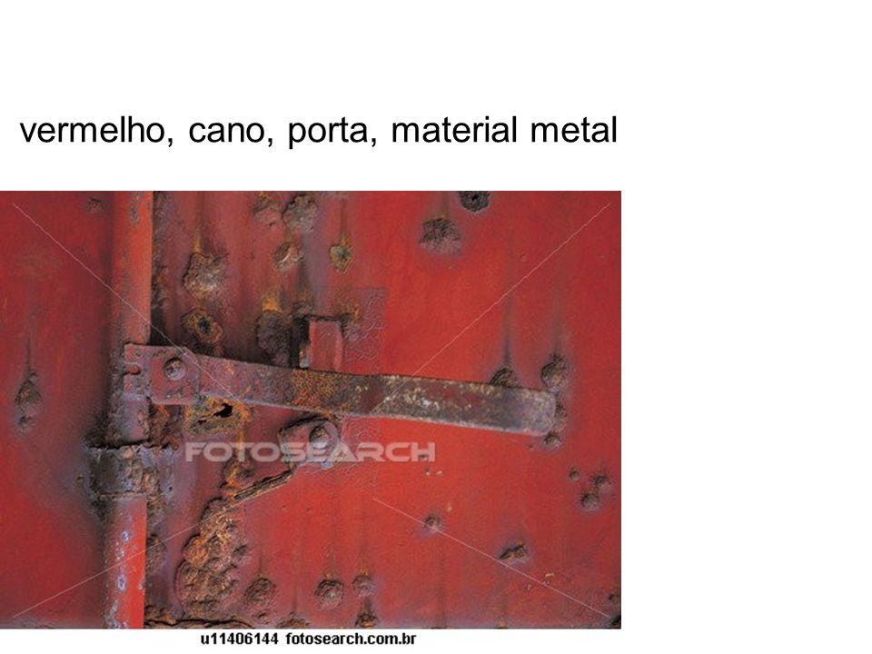 estrutura, material, pintado, amarela, metal