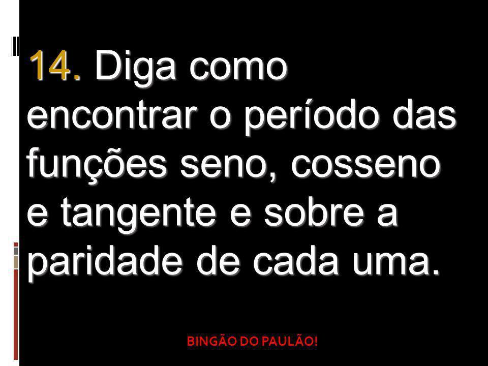 BINGÃO DO PAULÃO.14.