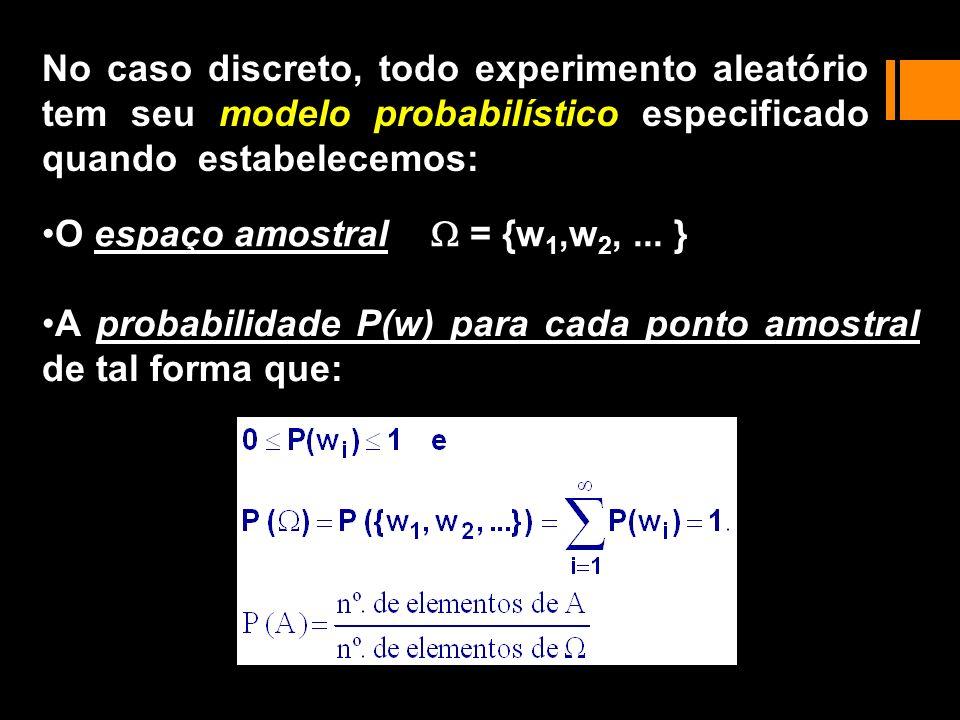 Exemplo: A probabilidade de Jonas ser aprovado no vestibular é 1/3 e a de Madalena é 2/3.