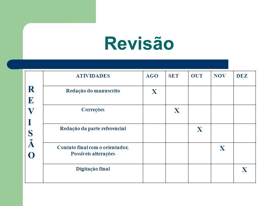 ROTEIRO DE BUNGE 3.Roteiro de dedução de conseqüências particulares: 3.1.