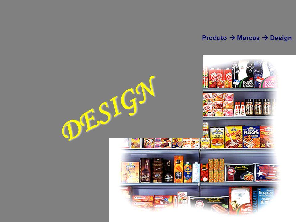 D E S I G N Produto Marcas Design