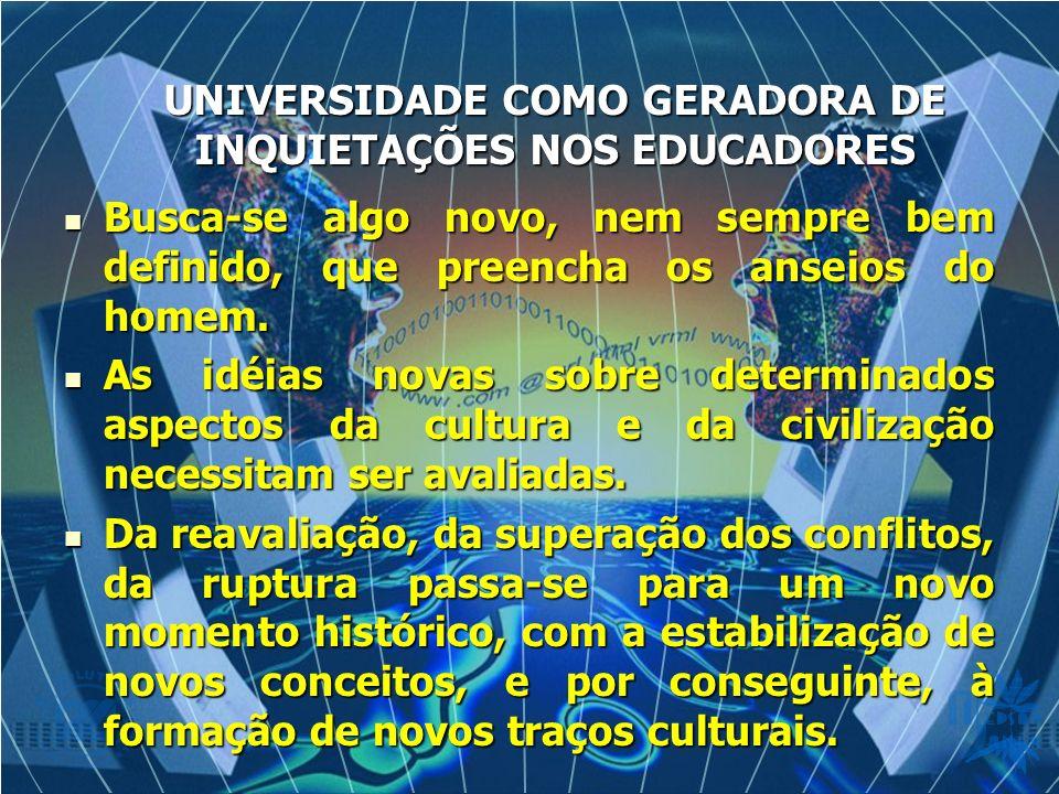 O modelo atual e ensino superior está correto....O modelo atual e ensino superior está correto....