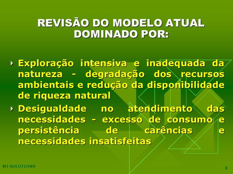 MJ SOLUTIONS 70 PRINCÍPIO DE SUBSIDIARIDADE (descentralização) A GESTÃO ADMINISTRATIVA DEVE SITUAR- SE, PARA CADA PROBLEMA E TAREFA, NO ÂMBITO MAIS DESCENTRALIZADO POSSÍVEL, NO QUAL POSSA TER DESEMPENHO EFICAZ (Castells)