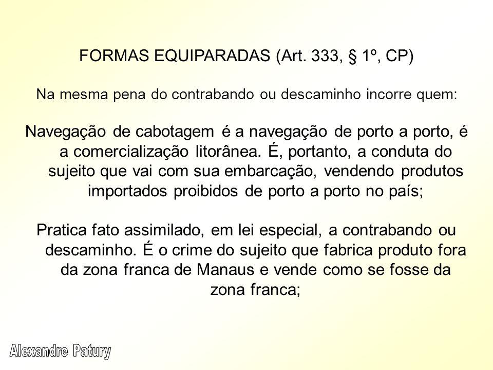 FORMAS EQUIPARADAS (Art.