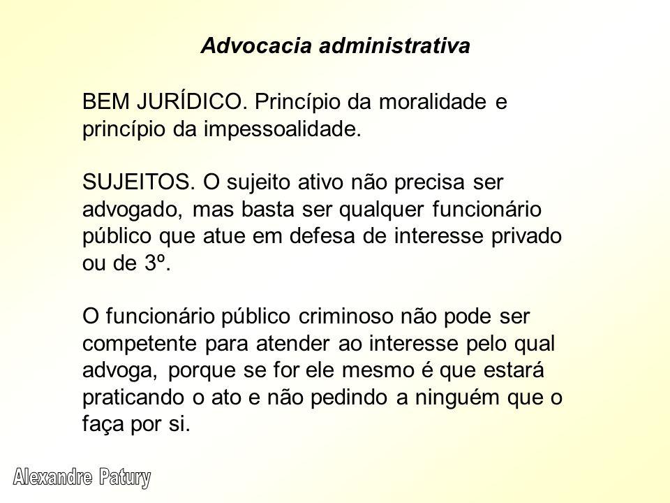 BEM JURÍDICO.Princípio da moralidade e princípio da impessoalidade.