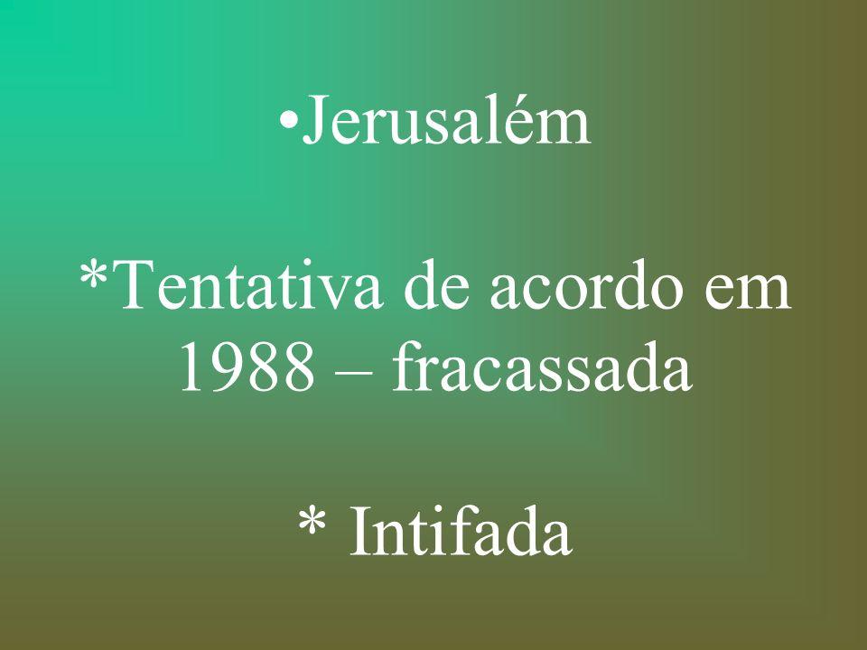 ISRAELENSES x PALESTINOS: Desde a criação do Estado de Israel * Criação de Estado de Israel *Guerra dos seis dias