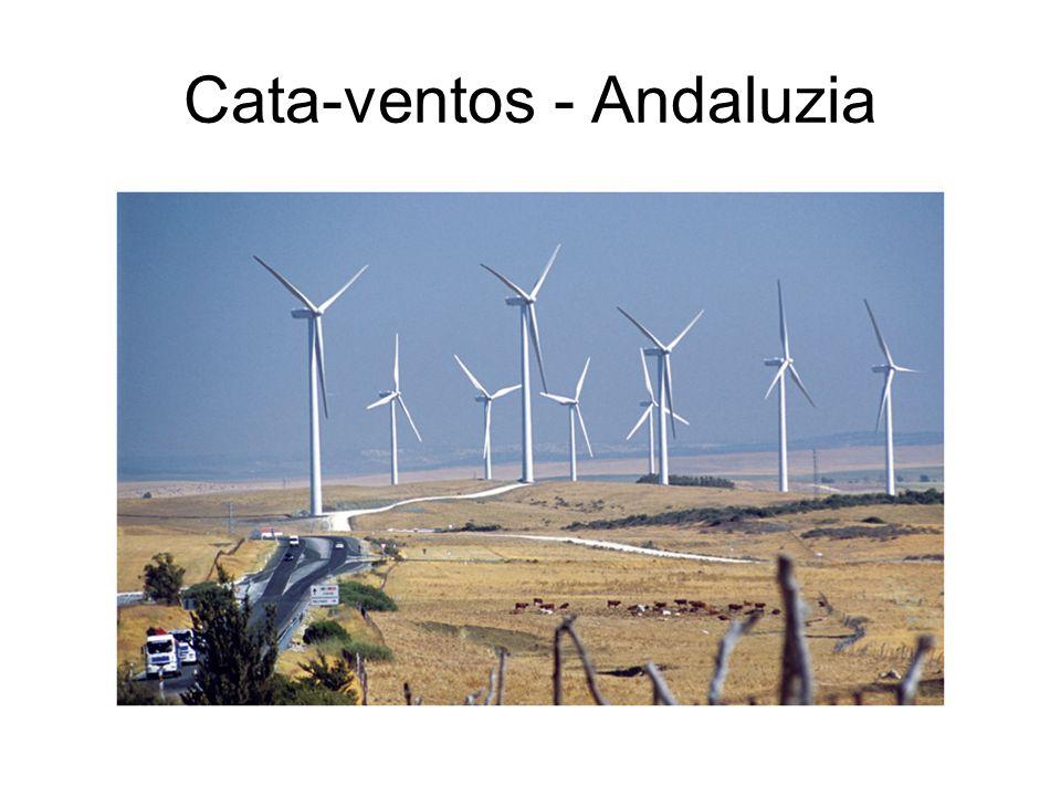Cata-ventos - Andaluzia