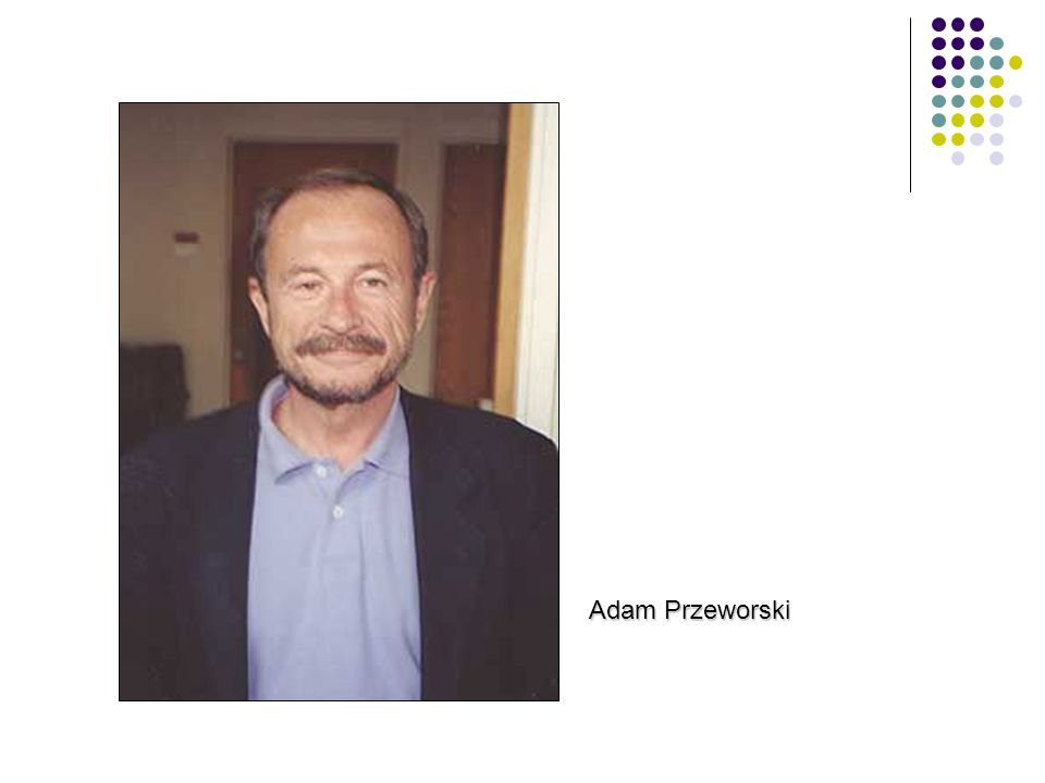 Adam Przeworski