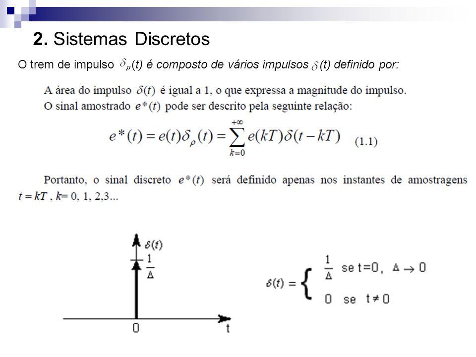 2.1 Exemplo de um Controle Discreto Rastreamento de um Sistema Interceptor.