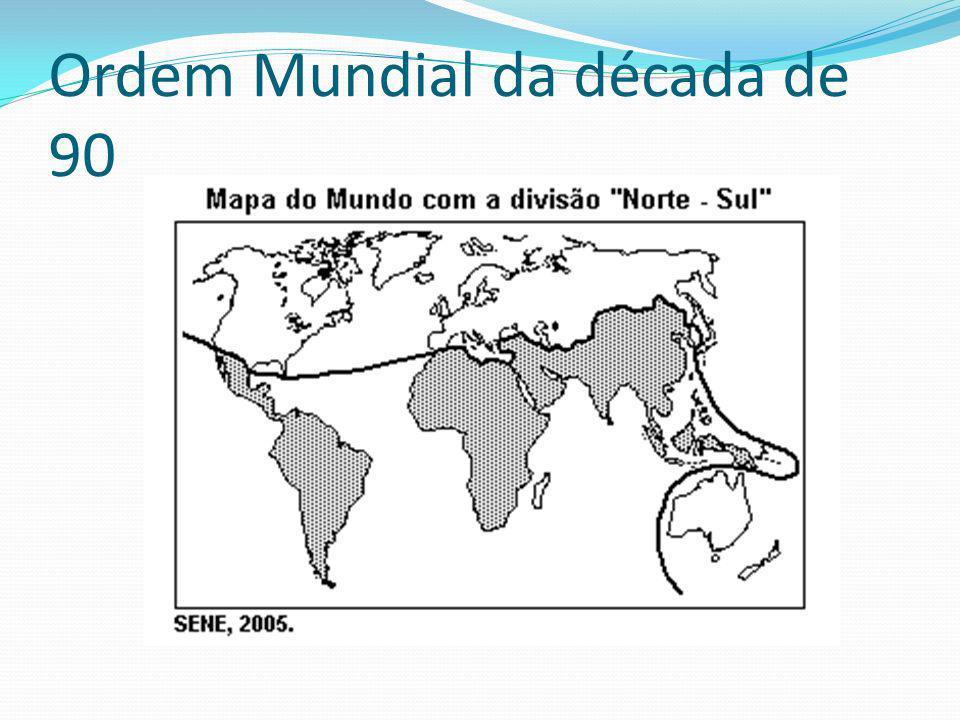 Ordem Mundial da década de 90