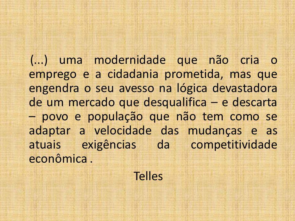 São dimensões contraditórias do Brasil criar condições de diminuir a desigualdade sociais num jogo político excludente que...