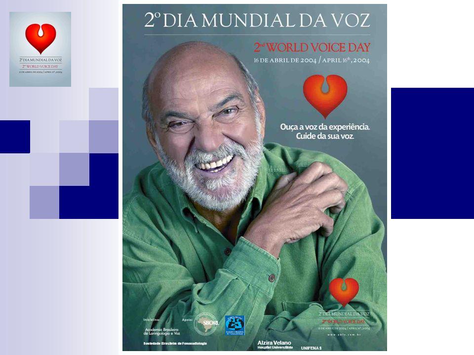 Sociedade Brasileira de Fonoaudiologia Alzira Velano Hospital Universitário UNIFENAS