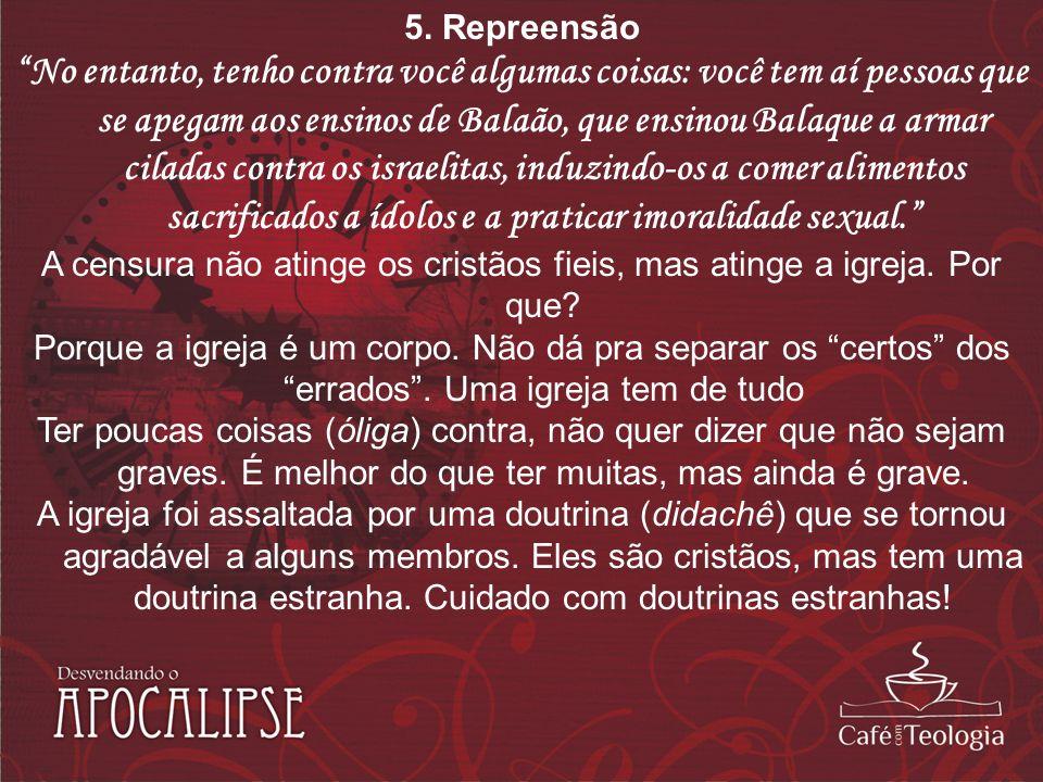 A doutrina de Balaão nasce em Números 22 a 24.