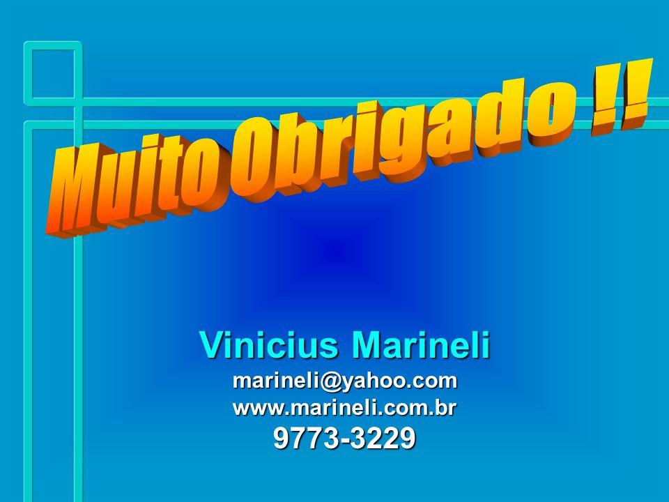 Vinicius Marineli marineli@yahoo.comwww.marineli.com.br9773-3229