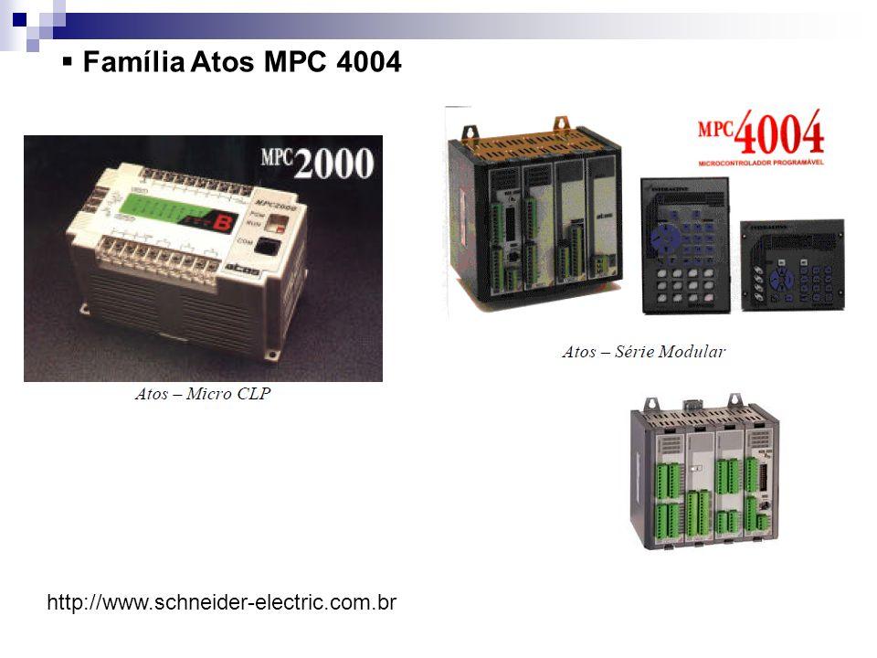 Família Atos MPC 4004 http://www.schneider-electric.com.br