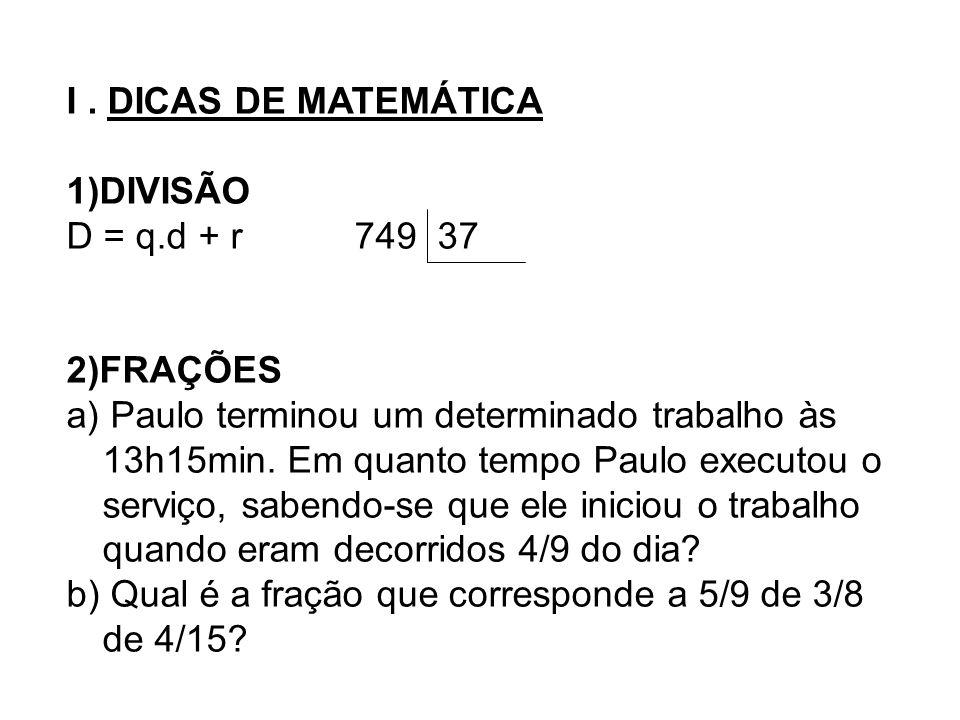 3)PROPRIEDADE DAS PROPORÇÕES x + y = 21 { 4)DIVISÃO PROPORCIONAL a) Diretamente Proporcional Dividir 56 em partes diretamente proporcionais a 3 e 5.