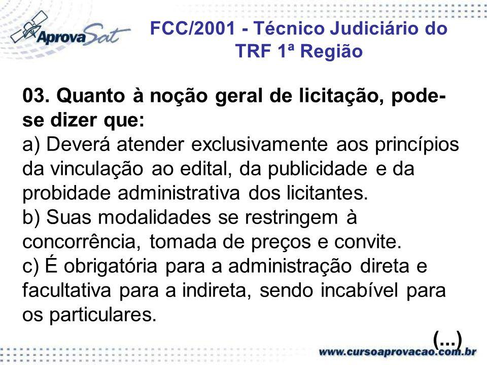 (...) d) Em razão do peculiar interesse público não pode ser dispensada ou considerada inexigível.