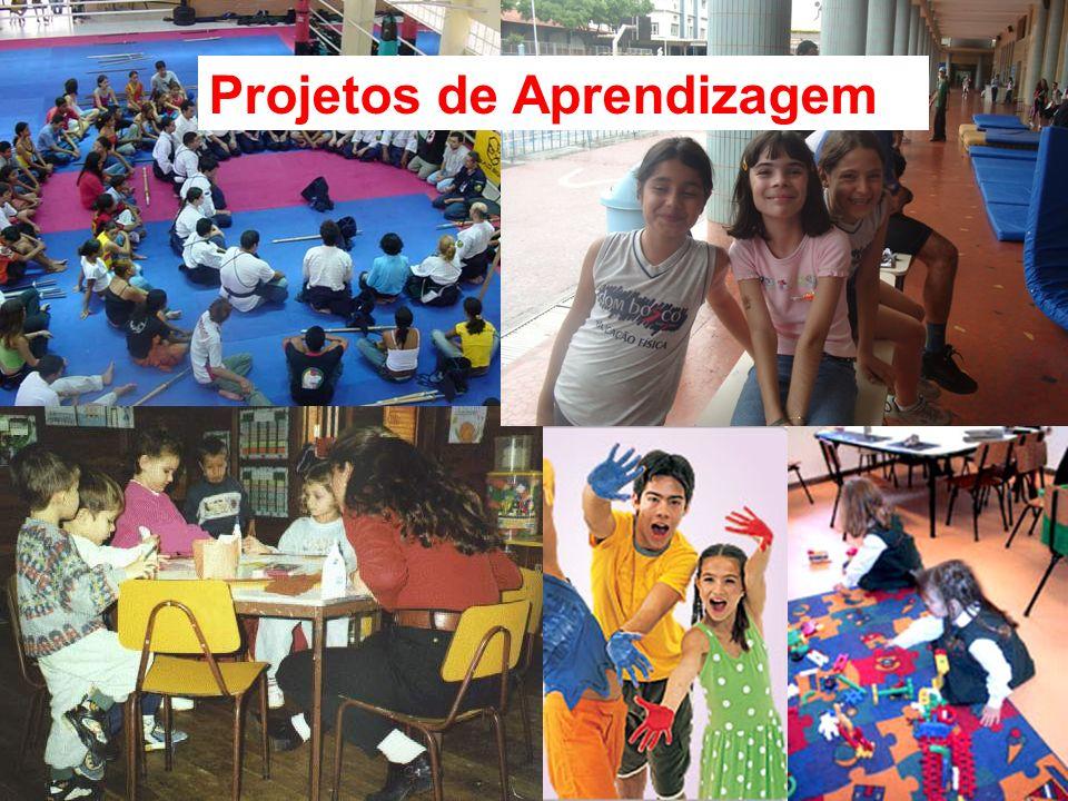 Projetos de Aprendizagem