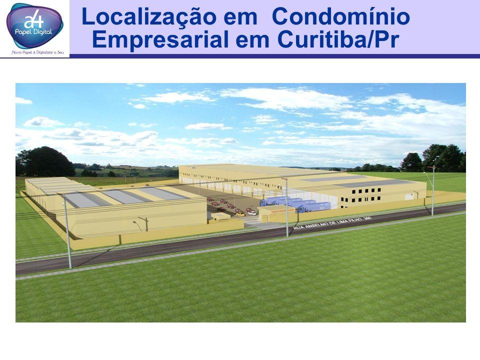Localização em Condomínio Empresarial em Curitiba/Pr