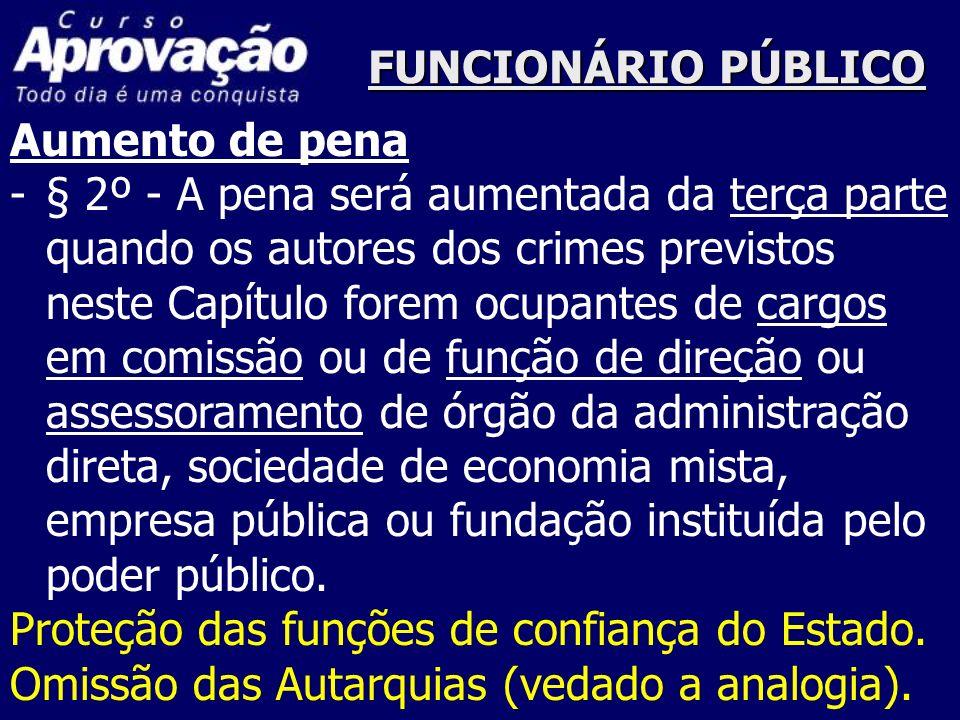 VIOLAÇÃO DE SIGILO FUNCIONAL Art.